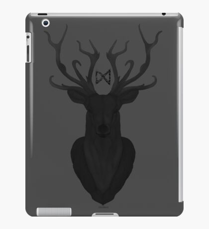 A Storm Approaches...(Grayscale)   iPad Case/Skin