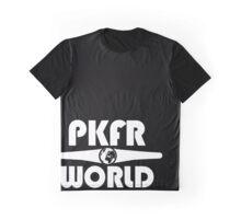 PKFR World Tee Graphic T-Shirt