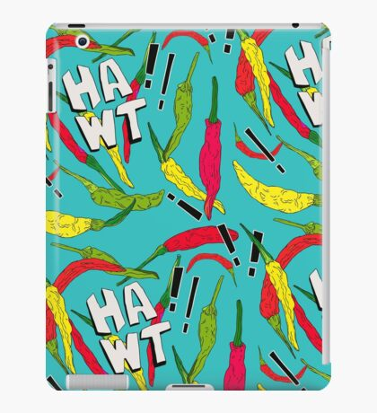Hawt Chillies iPad Case/Skin