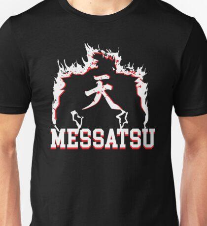 Street Fighter - Akuma - Messatsu Shirt Unisex T-Shirt