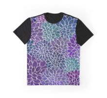 Floral Abstract #22 Graphic T-Shirt