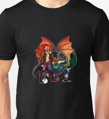 The Arsonist and The Monster Unisex T-Shirt