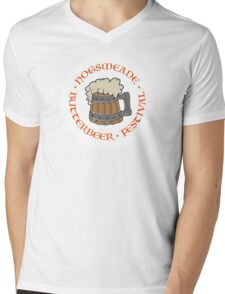 Butterbeer Festival Mens V-Neck T-Shirt