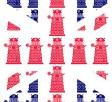 Dalek Jack Sticker