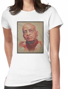Mark C. Merchant brand illustration Womens Fitted T-Shirt