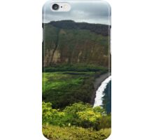 Waipio Valley iPhone Case/Skin