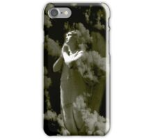 Light In The Darkness Angel iPhone Case/Skin