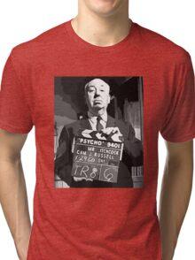 Alfred Hitchcock  Tri-blend T-Shirt