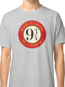 Platform 9 3/4 Classic T-Shirt