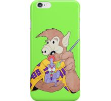 ALF Gets Lucky iPhone Case/Skin