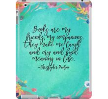 Books Are....  iPad Case/Skin