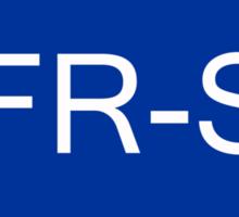 FR-S Interstate Sticker