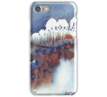 Up The Hill iPhone Case/Skin