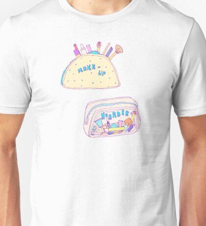 Make-up Hoarder Unisex T-Shirt