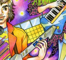 80s Keytar Band! 80s love, 80s, 1980s Sticker