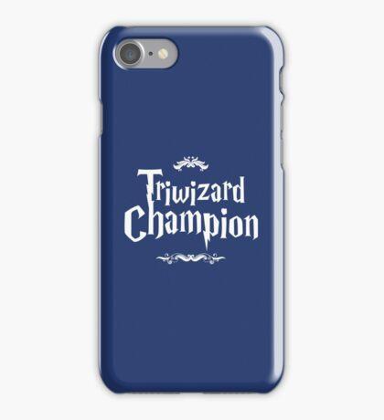 Triwizard Champion iPhone Case/Skin