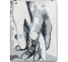 Intimate Touch iPad Case/Skin