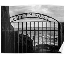 Forty Foot II Poster