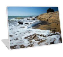 Wild beach Laptop Skin