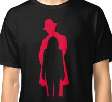 Raymond and Elizabeth (just Red) Classic T-Shirt