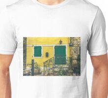 Yellow House Unisex T-Shirt