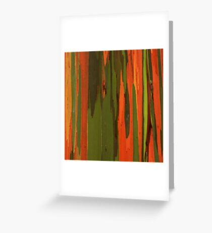 Hawaiian Eucalyptus Greeting Card