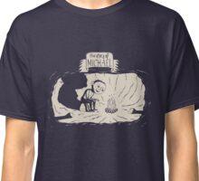 DHMIS 3 - Michael White w/clear back Don't hug Me I'm Scared Classic T-Shirt