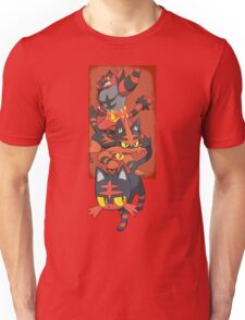 Team Litten Unisex T-Shirt