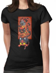 Team Litten Womens Fitted T-Shirt
