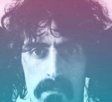 Franku Zappa Sticker