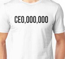 CEO CE0,000,000 Unisex T-Shirt