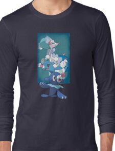 Team Popplio Long Sleeve T-Shirt