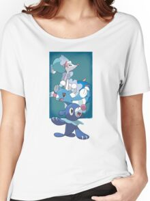 Team Popplio Women's Relaxed Fit T-Shirt