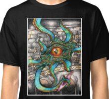Space Octopus Alien- Sci fi, Scifi art, space Classic T-Shirt