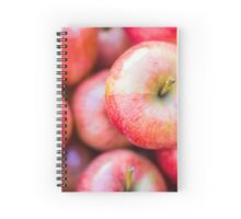 Sugar Sweet Summer Apples Spiral Notebook