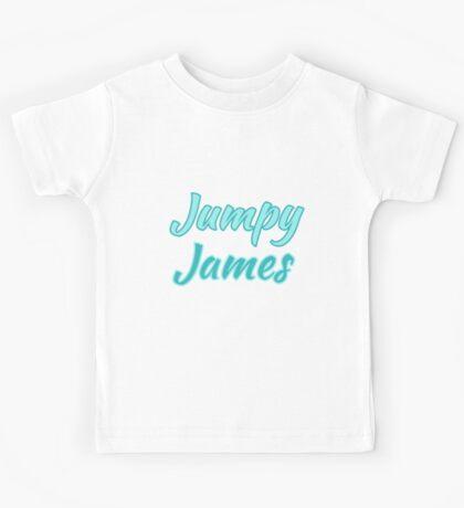 Baby got a new nickname - Jumpy James Kids Tee