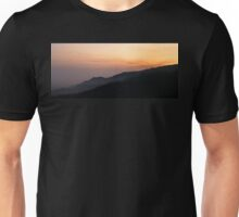 Hillside Sunset Unisex T-Shirt