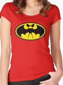 Zubatman Women's Fitted Scoop T-Shirt
