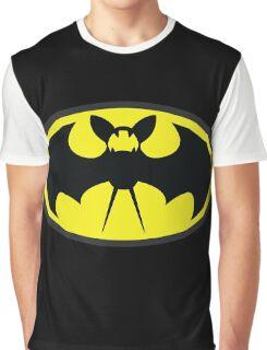 Zubatman Graphic T-Shirt
