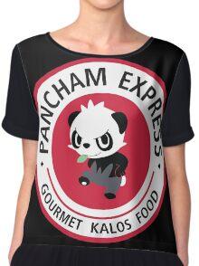 Pancham Express- Gourmet Kalos Food Chiffon Top