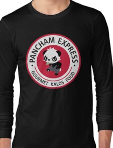 Pancham Express- Gourmet Kalos Food Long Sleeve T-Shirt