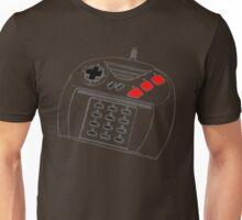 Atari Jaguar Controller Unisex T-Shirt
