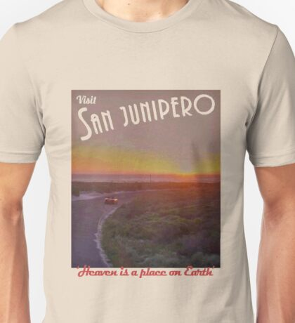 Black Mirror - San Junipero Unisex T-Shirt