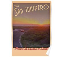 Black Mirror - San Junipero Poster