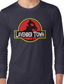 Lavender Town Long Sleeve T-Shirt