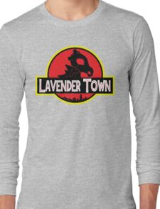 Lavender Town Long Sleeve T-Shirt