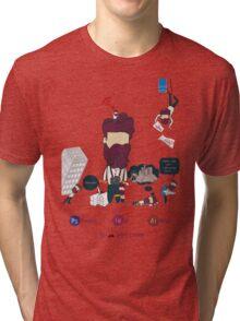 The Architect I know Tri-blend T-Shirt