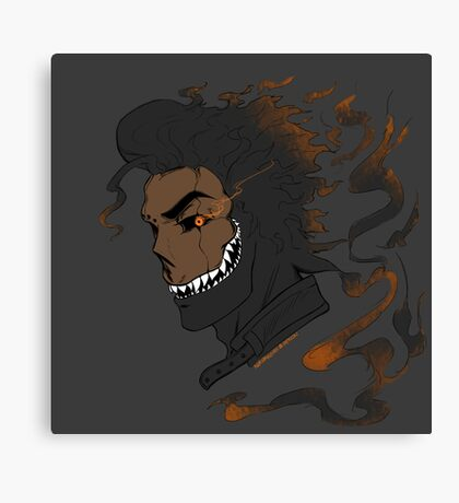 Sly Trash Canvas Print