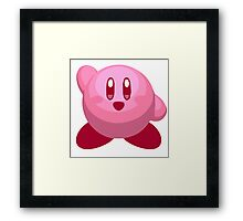 Kirby: Classic Framed Print