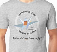 Cybermorph - I Learned to Fly at TTA Unisex T-Shirt